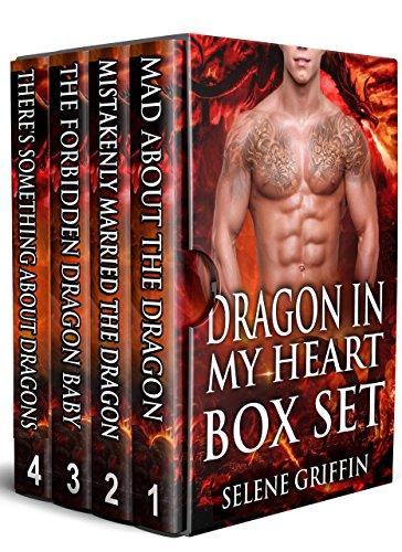 Dragon In My Heart: Paranormal Shapeshifter Romance Series Box Set