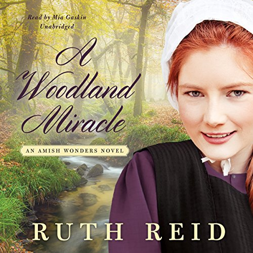 A Woodland Miracle audiobook cover art