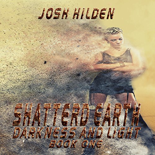 Shattered Earth cover art
