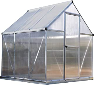 comprar comparacion Viva Green 1174_701630 Multiline - Invernadero policarbonato/plástico Aluminio 3,4m² 185x 186x 208cm