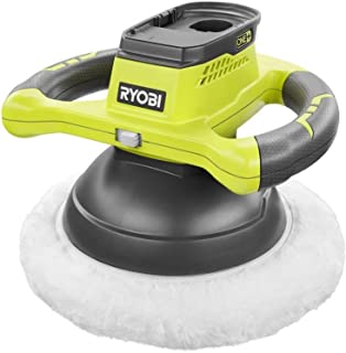 Ryobi ZRP435 18V ONE 10 in. Orbital Buffer (Tool Only - Battery and Charger NOT Included) (Renewed)
