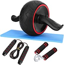 Fitness Apparatuur Set Buik Sporter Jumprope Pols Ontwikkelaar Mat Home Gym Workout Apparatuur Voor Mannen Vrouwen Buikspi...