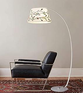 Lampadaires Pêche lumières Salon Chambre Lampadaires Simple Moderne verticale Lampadaire Lampadaire Éclairage étude Lumière