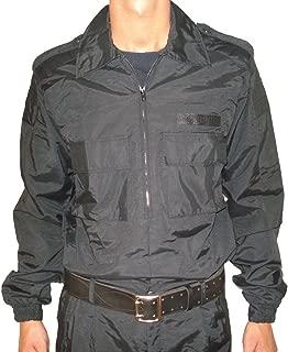 Russian Special Force Black Camo Uniform Set Bdu Suit Rare Original Item Size Large (L) or 50 for Europe