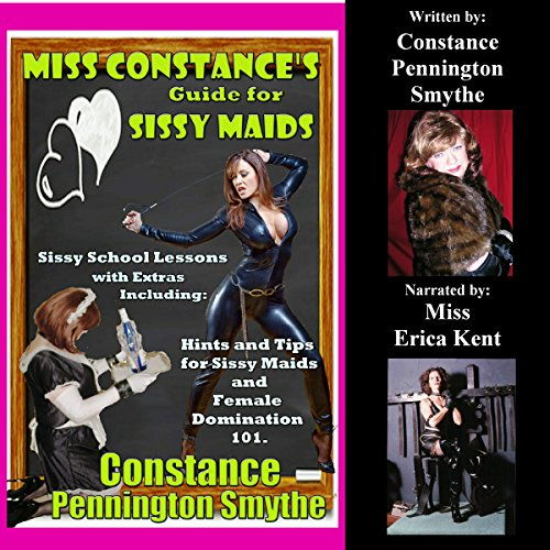 Miss Constance's Guide for Sissy Maids audiobook cover art