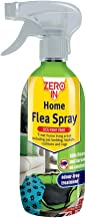 Zero In Home Flea Spray (Solvent-Free, Clear Water-Based Flea Treatment for The Home), 500 ml