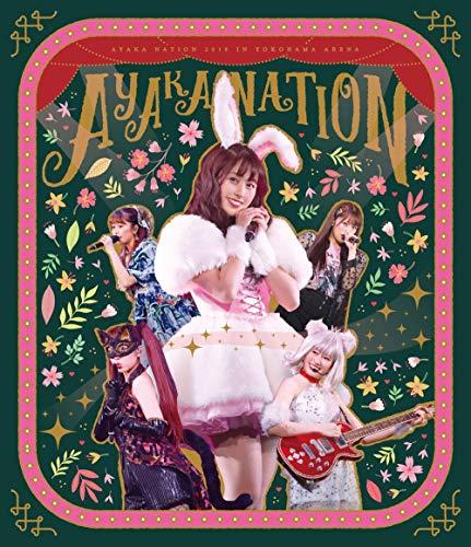 [画像:AYAKA NATION 2019 in Yokohama Arena LIVE Blu-ray]