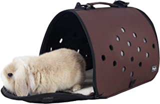 Petsfit 16 X 9 X 9 Inches Pet Carrier EVA,  Soft-Sided Pet Carrier,  Cat Carrier, Ferret Carrier, Bunny Carrier for Small Pet Only