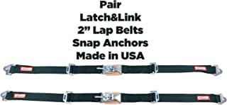 Best latch and link seat belts Reviews