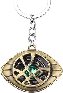 Reddream Marvel The Avengers Keychain Pendant Charm Jewelry Gifts for Teens (Doctor Strange)
