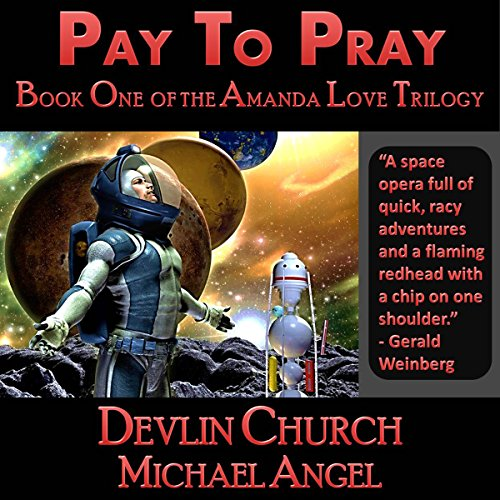 Pay to Pray audiobook cover art