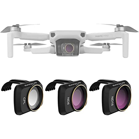 Details about  /MCUV CPL ND//PL ND16 ND32 ND4-PL ND8-PL Lens Filter for DJI Mavic Air 2