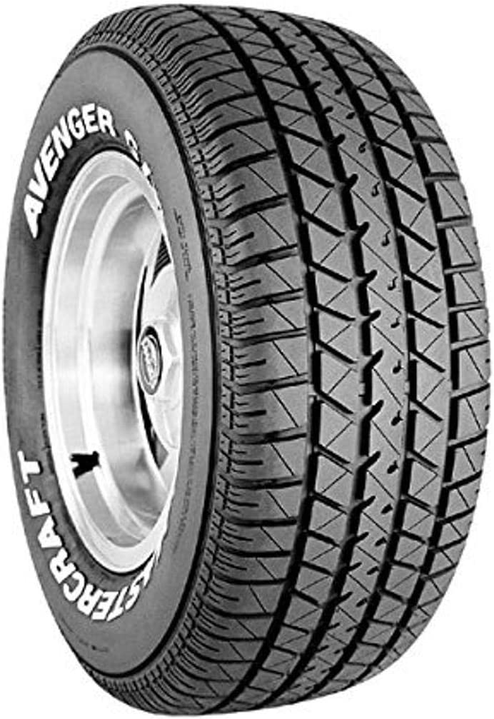 Mastercraft Avenger G T Performance Radial 102T Tire - 235 70R15 Safety and trust Cheap mail order shopping