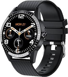 SmartWatch, Y20 Męski sportowy wodoodporny, Zegar, Monitor tętna, Smart Watch Damska Bransoletka dla Androida IOS,E