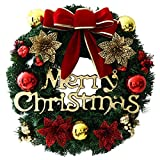 thee christmas garland decor xmas hanging ornaments