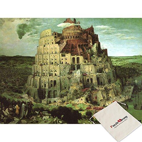Tower Of Babel    de 500 piezas, diseño de Peter Br?gel