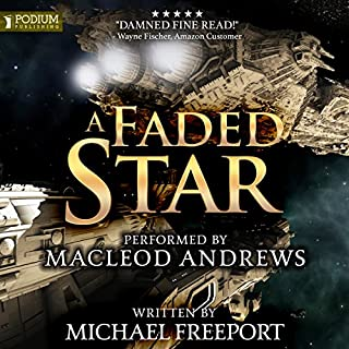 A Faded Star, Book 1 cover art