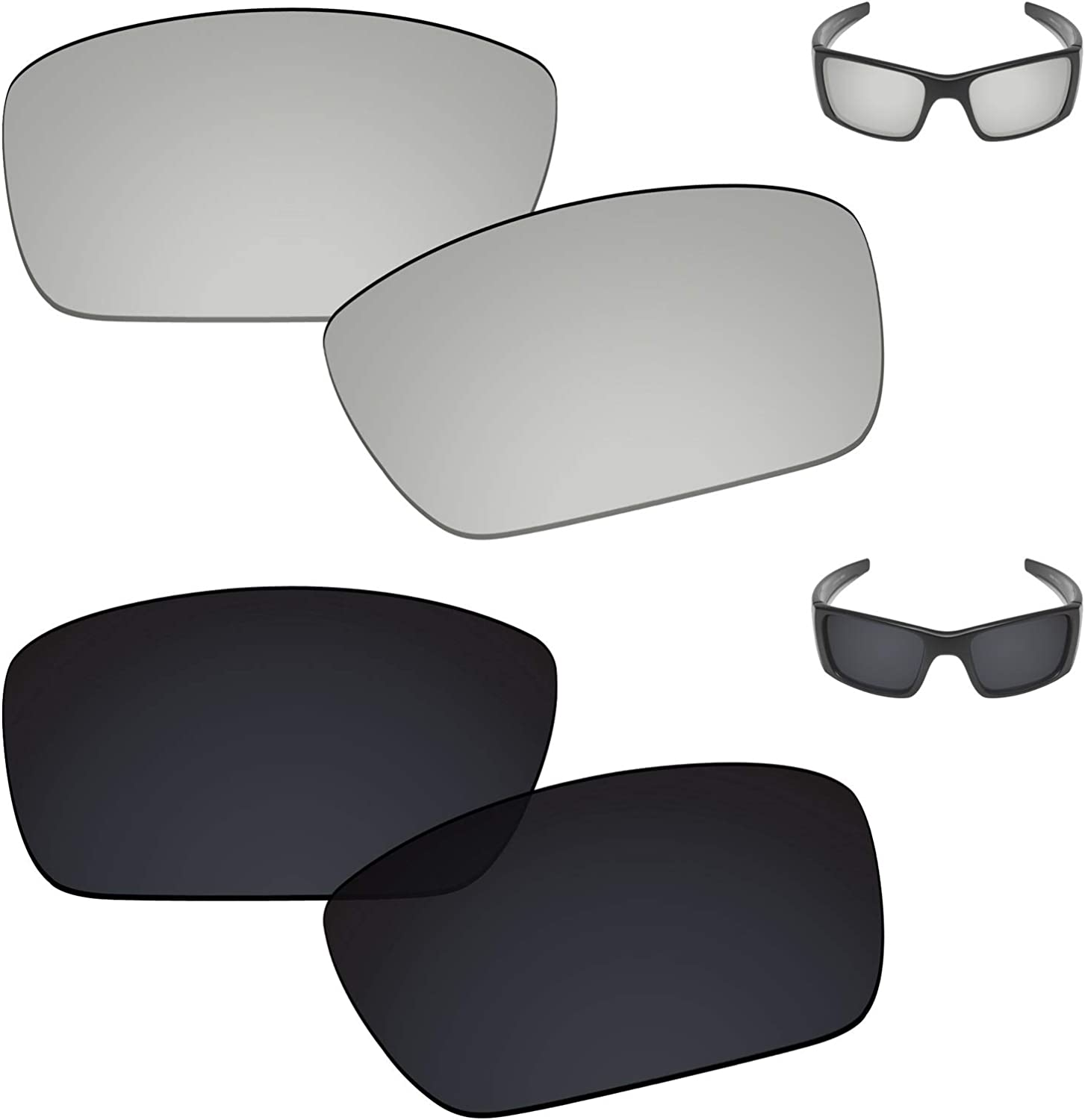 Galvanic Replacement Lenses for Oakley Sunglass Max 88% OFF OO9096 Fuel Cell Outlet ☆ Free Shipping