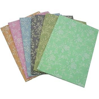 6 piezas 40cm * 50cm rosa tela de algodón estampado,telas para hacer patchwork, telas tilda, retales de telas, tela algodon por metros: Amazon.es: Hogar
