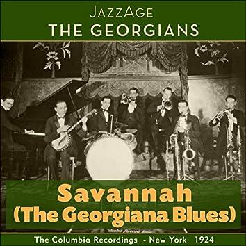 Savannah / The Georgiana Blues (The Columbia Recordings, New York 1924)