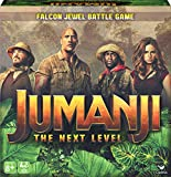 Cardinal Games Jumanji 3 The Next Level, Falcon Jewel Battle Board Game for Kids, Families, and Adults