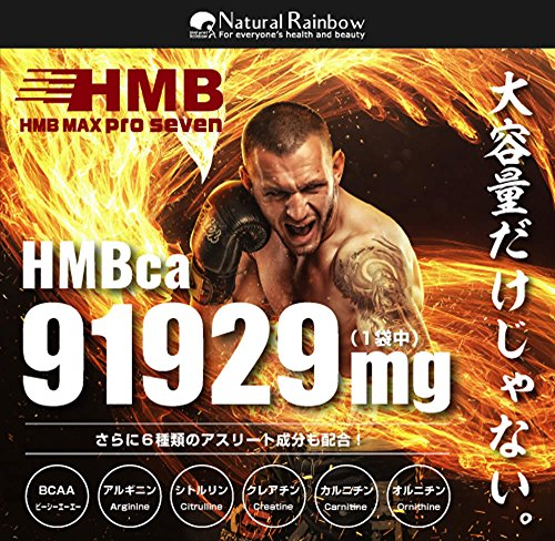 HMBMAXPROseven360粒HMB91,929mg&BCAAクレアチンシトルリンアルギニンサプリメント