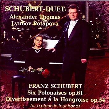 Schubert - Duets