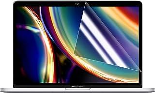 TOWOOZ【2020最新型】2020 New Macbook Pro/Macbook Air フィルム 13インチ PET製 超薄 高透過率 全面保護 耐衝撃 高光沢 MacBook Air 13 / MacBook Pro 13 液晶保護フ...
