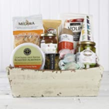 Antipasti Adventurer Gift Basket   Set of 10