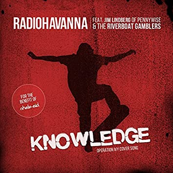 Knowledge (feat. Jim Lindberg, Riverboat Gamblers) [Benefit-Song for Skate-Aid]