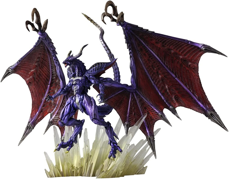 la mejor selección de Square-Enix Final Fantasy Creatures Bring Arts Acción Acción Acción Figura Bahamut 25 cm  Mejor precio