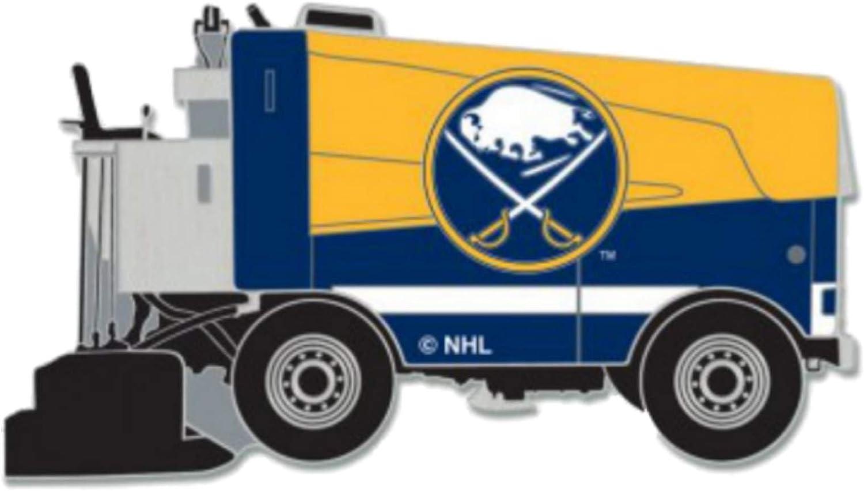 WinCraft Buffalo Sabres Yellow Navy Metal Super-cheap Zamboni Hockey Ice Max 55% OFF L