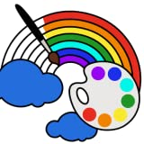 Coloring Games for Kids and Drawing Book for Toddlers