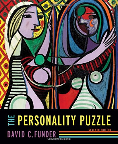 Compare Textbook Prices for The Personality Puzzle Seventh Edition Seventh Edition ISBN 9780393265149 by Funder, David C.