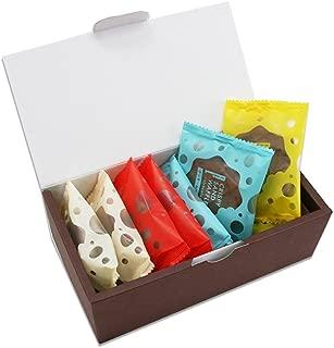 エール・エル (8個)クリスピーサンドワッフル ショコラ 8個入り 手提げ袋付き