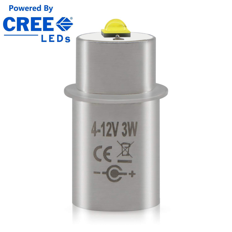 LudoPam Maglite Conversion Upgrade Flashlight