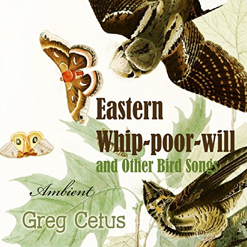 Eastern Whip-poor-will and Other Bird Songs     Nature Sounds for Trance and Meditation              By:                                                                                                                                 Greg Cetus                               Narrated by:                                                                                                                                 uncredited                      Length: 1 hr and 3 mins     Not rated yet     Overall 0.0