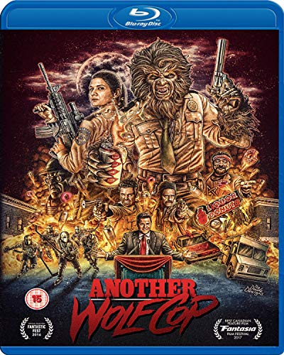 Another Wolfcop (Blu-ray)