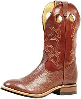 American Boots - Boots Western Super Ropers BO-8209-45-E (Normal Walking) - Men - Brown