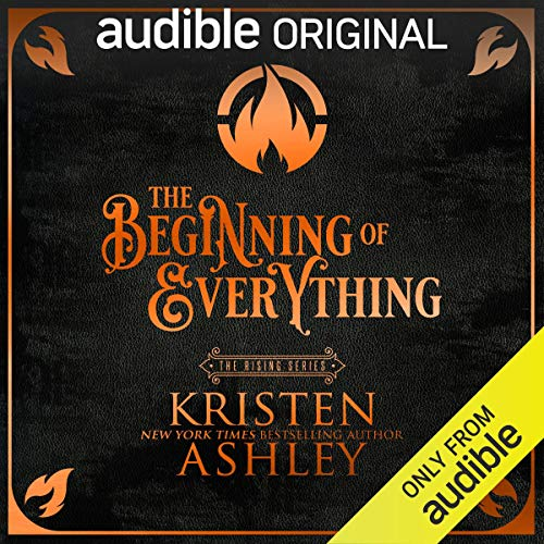 The Beginning of Everything audiobook cover art
