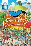 Pato Donald. ¿Dónde está Donald? (Disney. Mickey)