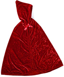 Little Red Riding Hood Deluxe Cape Costume for Kids