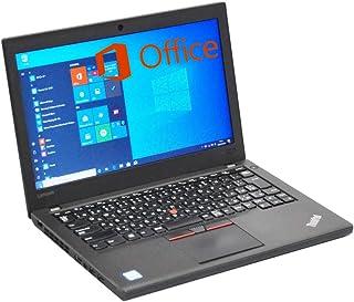 豪華特典進呈【Microsoft Office 2019&Win 10搭載】軽量薄型Lenovo ThinkPad X260/第6世代Core i5(2.3GHz)/新品メモリー8GB/新品SSD:256GB/12.5インチ/Webカメラ【新品...