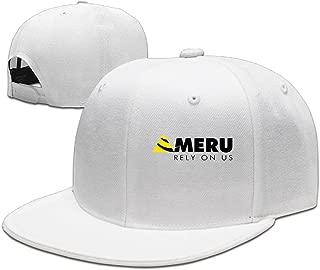 Meru Logo Quality Baseball Caps