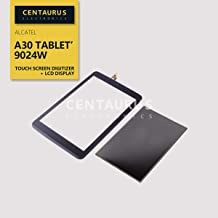 SEEU. AGAIN Replacement for T-Mobile Alcatel A30 Tablet 9024W 2017 8.0 inch LCD Display Digitizer with Touch Screen Frame Panel Part Repair