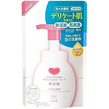 カウブランド 無添加泡の洗顔料 詰替用 180ML