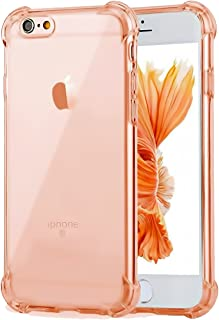 Impact Resistant clear Cover iPhone 6 6s Card Case,ibarbe Protective Shell Shockproof Heavy Duty TPU Bumper Case Anti-scratches EXTREME Protection Cover Heavy Duty Case for iPhone 6 6S 4.7