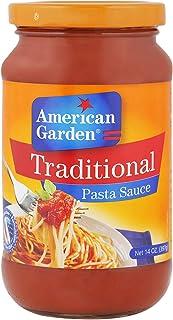 American Garden Traditional Pasta Sauce - 397 gm