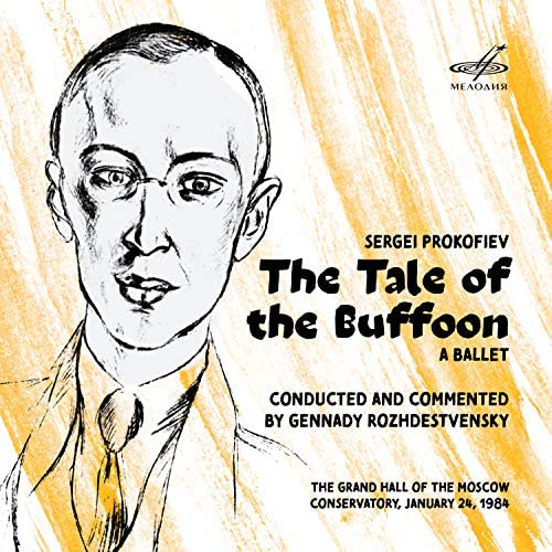 Gennady Rozhdestvensky & Ussr State Symphony Orchestra