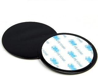 GAOHOU 2 uds Placa de Disco de Disco de salpicadero para navegador por satélite GPS Tomtom Garmin Soporte de Montaje